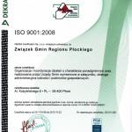 Certyfikat 2011