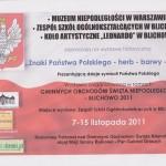 Święto Niepodległości 2011 w Blichowie
